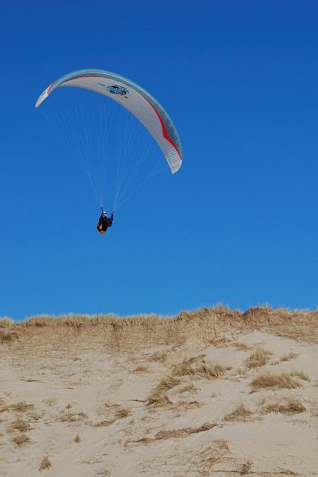 Flying not High