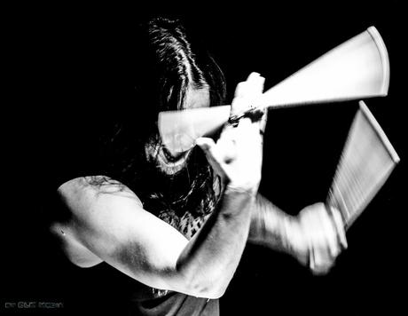 De drummer