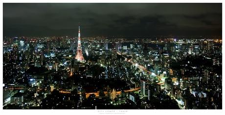 Tokyo @ night