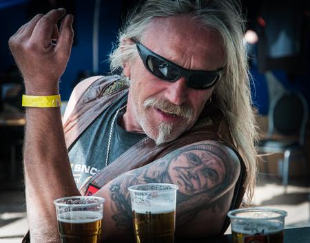 Dorstig hoofd... - ...is een mooie naam voor een Harley Hoofdman. - foto door henri1952 op 17-06-2013 - deze foto bevat: harley