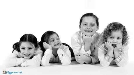 - 4 meiden -