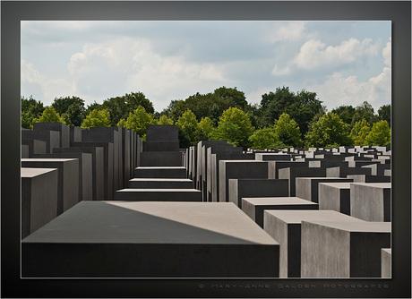 Holocaust Memorial Berlijn