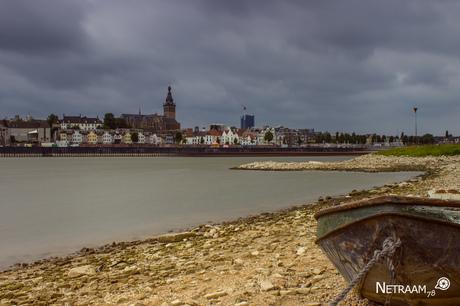 Nijmegen voor de storm