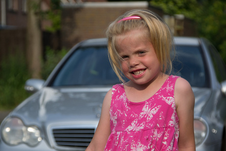 mijn dochter, Lizzy