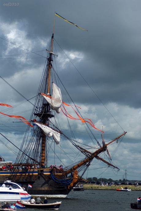 tall ship 1 Sail 2010 Gotheborg