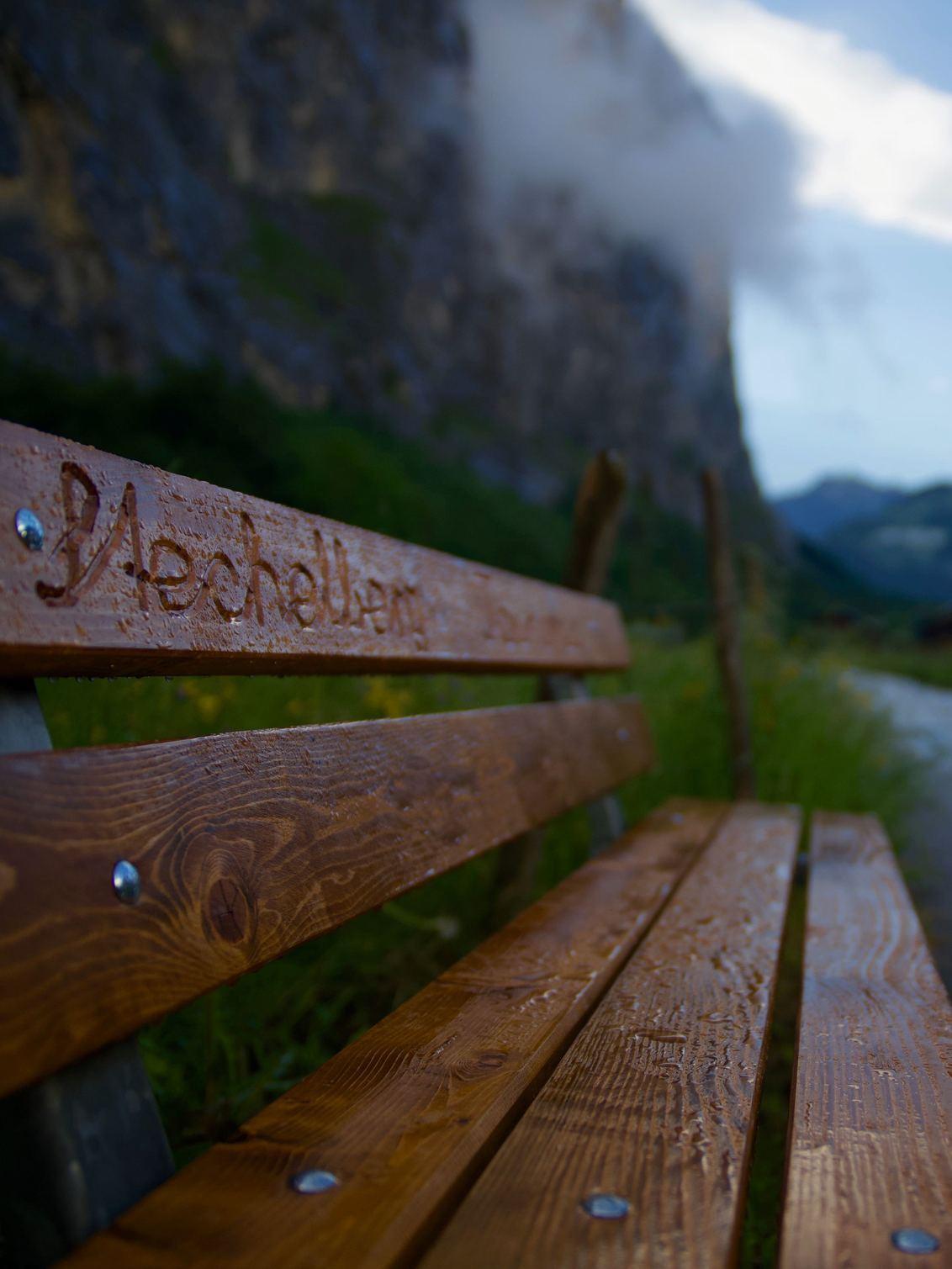 Stechelberg Lauterbrunnen in Zwitserland - - - foto door paulcelus op 12-08-2019 - deze foto bevat: groen, lucht, wolken, natuur, druppel, vakantie, landschap, mist, bergen