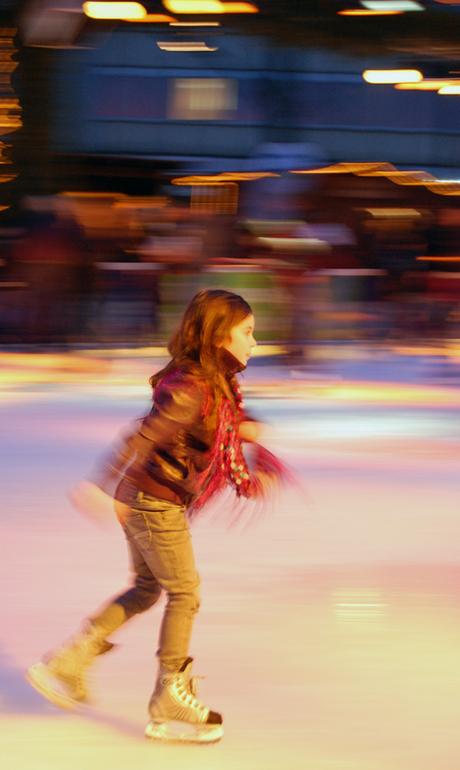 schaatstalent