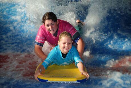 Dutch Water Dreams ( Senna + Danielle )