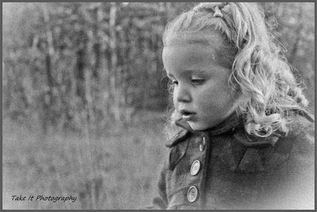 Little girl..