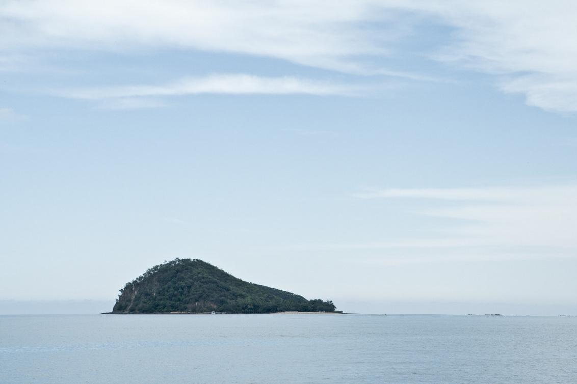 Double Island - Double Island van Ellis Beach Queensland Australia. - foto door haikodejong op 15-01-2011 - deze foto bevat: australie, australia, queensland, Double Island, Ellis beach, Cairns.