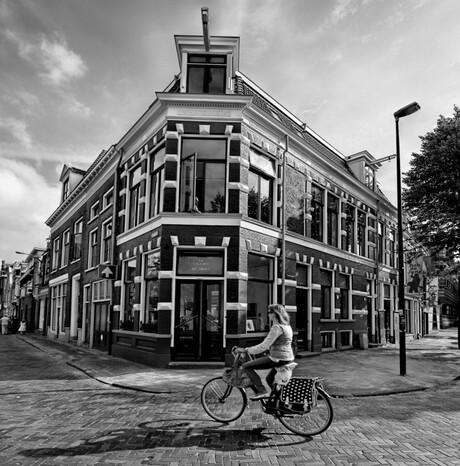 fietster & huis