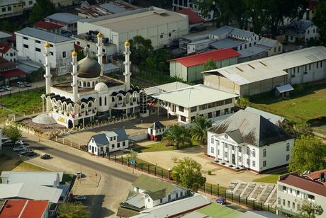Moskee Synagoge