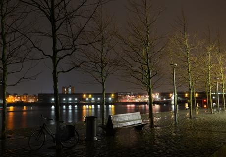 Nachtfotografie Rotterdam -3.