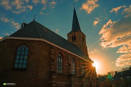Oude Kerk Nieuwerkerk aan den IJssel