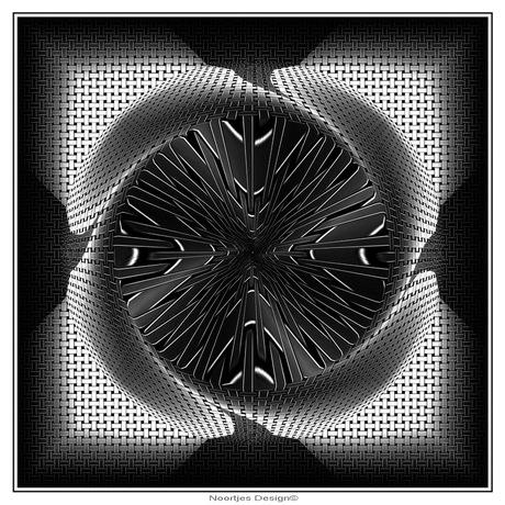 """Abstract """"Netwerken"""""""