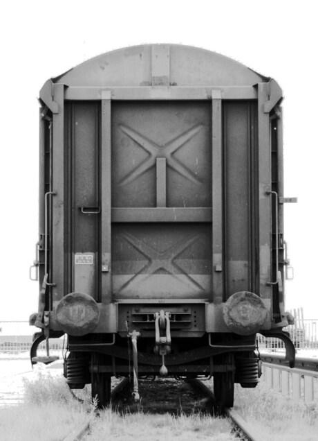 Rusty train