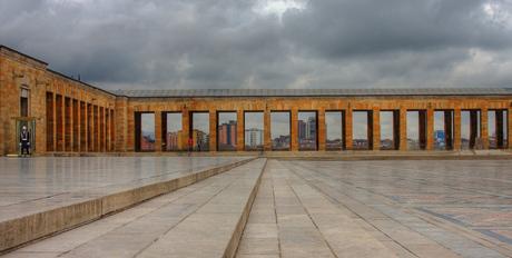 Ankara: monument van Ataturk