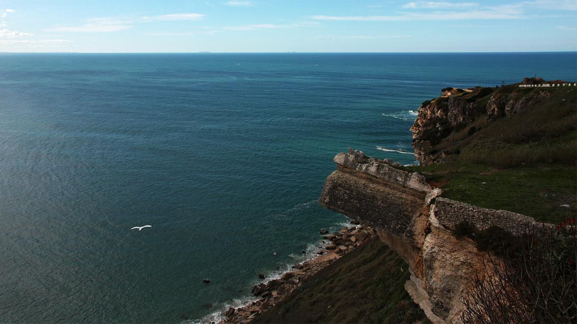 Oceaan - - - foto door Casey.O op 19-02-2010 - deze foto bevat: portugal, rotsen, oceaan