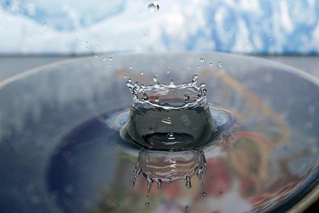 Reflectie Water Splash deel 2