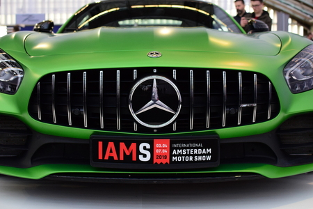 AMG GTR - - - foto door jim-eijkemans op 07-05-2019 - deze foto bevat: auto, mercedes, amg, iams