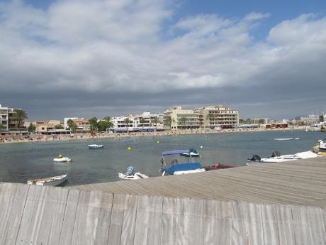 Mallorca langs de kust