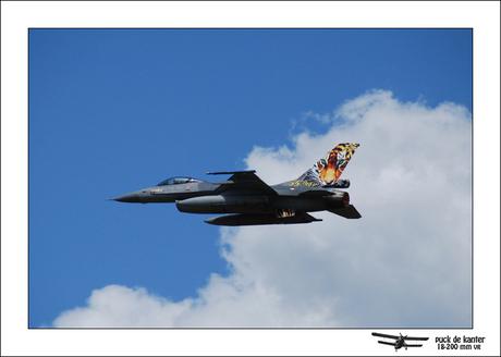 Luchtmachtdag 2009: 55 jaar Volkel F16