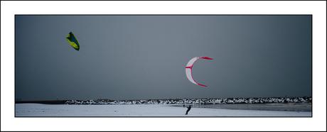 kite boarden