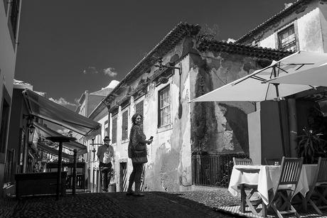 Ineke in Funchal