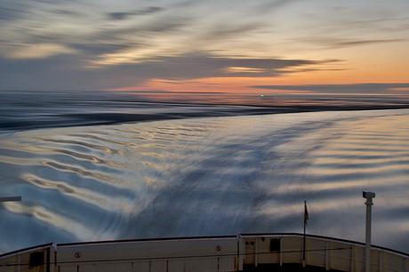 Veerboot Ameland-Holwerd
