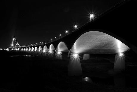 De brug in Nijmegen