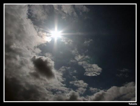 vang de zon...