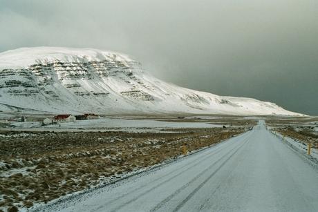 Verlaten IJsland