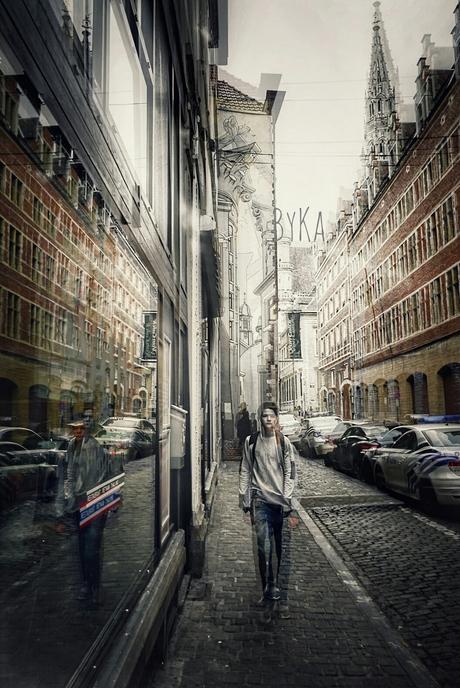 Wandelen in Antwerpen