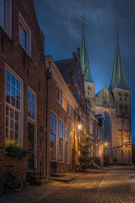 Bergkerkplein