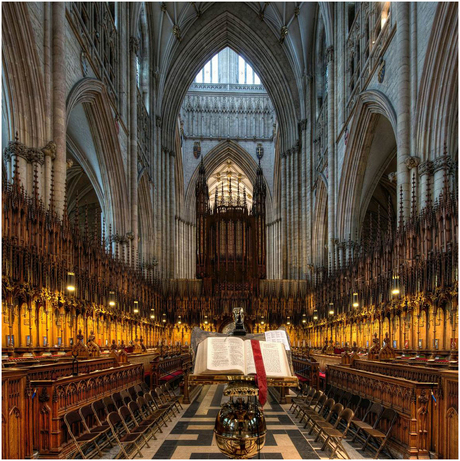 Mister Cathedral of York