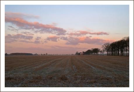 Hollandscheveld, 's ochtends