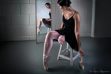 Vergane Glorie III - De Ballerina