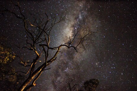 Nacht in Australië