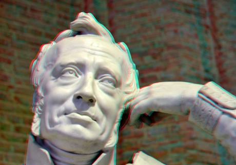 Monument Willem I Nieuwe Kerk Delft 3D
