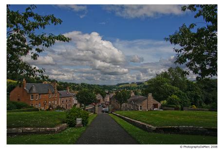 Jedburgh, Schotland