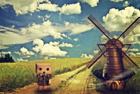 The Windmill of Your Mind ...