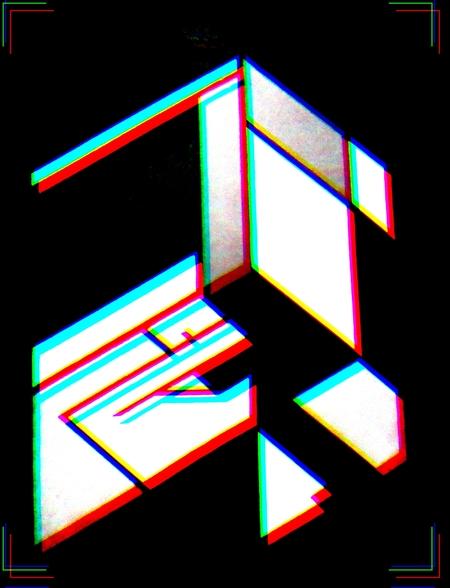 kubisme - ,, - foto door Gooiseroos op 03-03-2021 - deze foto bevat: abstract, bewerkt, fantasie, kunst, bewerking, contrast, kubisme, creatief, bewerkingsuitdaging