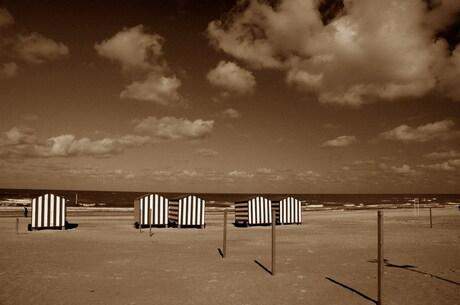 Strand'retro'
