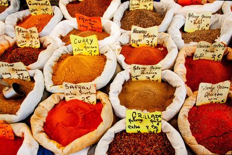 spices/épices