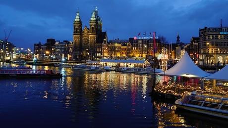 Amsterdam Kerstavond 2019