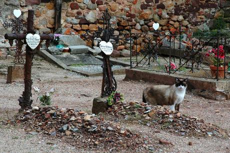 Middeleeuwse begraafplaats