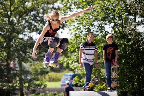 Skatelady
