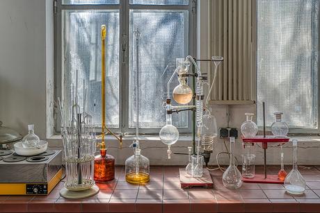 Laboratorium in Hattingen