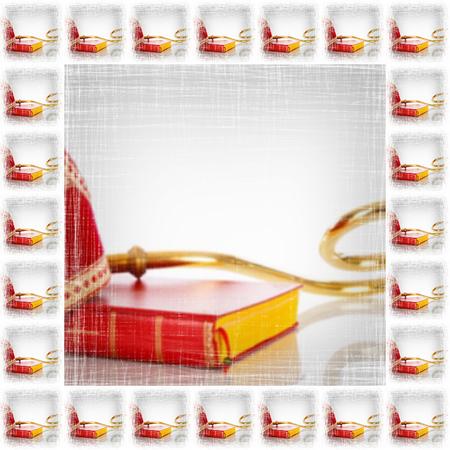 ….het heerlijk avondje….. - … voor eer ieder die Sinterklaas viert.  fijn weekend of avondje.  Groetjes  Roos - foto door Gooiseroos op 30-11-2017 - deze foto bevat: abstract, licht, bewerkt, fantasie, sinterklaas, kunst, collage, bewerking, sfeer, contrast, creatief, pakjesavond, bewerkingsuitdaging