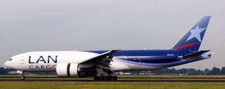 LAN Cargo T-7